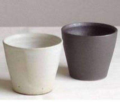 画像1: 【SALIU】 焼酎カップ 陶器 コップ 湯呑み 日本製