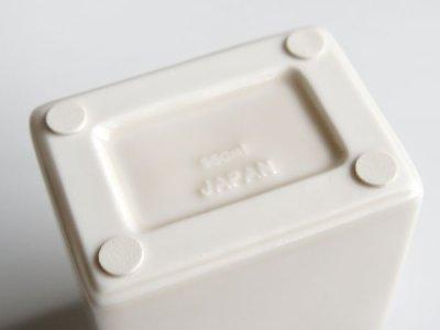 画像2: 【Bolck】フォームボトル/ムースボトル/ディスペンサー/ブロック/スクエア/キューブ/泡ポンプ/陶器/日本製