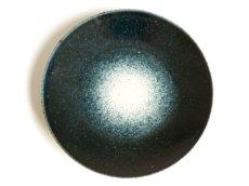 画像5: 【作山窯-SAKUZAN-】-凛-平皿<大>/プレート/紺吹き/大皿/日本製/陶器 (5)