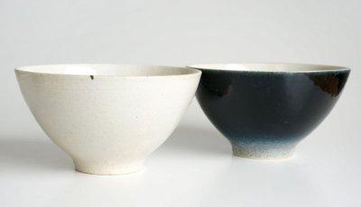 画像1: 【作山窯-SAKUZAN-】-凛-深鉢/サラダボウル/ボウル/日本製/陶器