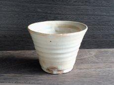 画像1: 【加藤仁志】ロックカップ/焼酎カップ/湯呑/コップ/カップ/作家/粉引き/陶器 (1)