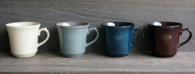 画像1: 【FICELLE】フィセル マグカップ/陶器/日本製
