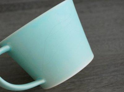画像2: 【作山窯-SAKUZAN-】SAKUZAN DAYS Sara Stripe Cup&Saucer ストライプ カップ&ソーサー/リム皿/コーヒーカップ/サラ/カフェ/磁器/日本製/陶器