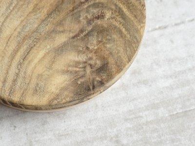 画像2: 【BS】BASIC CANISTER ベーシック キャニスター BS08 チーク材 木葢 白磁 日本製 LOLO ロロ 美濃焼