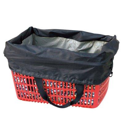 画像3: 【SPICE】 バカンス クーラーショッピングトートバッグ パニエ/エコバッグ/鞄/かばん/ピクニック