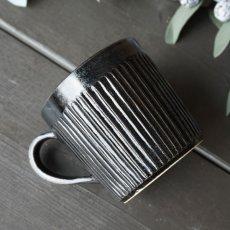 画像5: 【SALIU】マグ SA00 280ml/白/灰/黒/ホワイト/グレー/ブラック/マグカップ/コップ/サリュウ/削ぎ/陶器/日本製 (5)