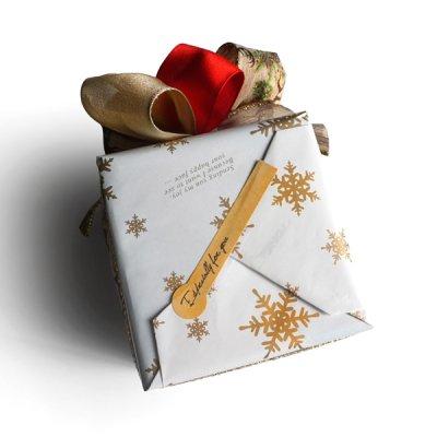 画像1: 【Gift】クリスマスギフトラッピング/有料ラッピング/ギフト/贈り物