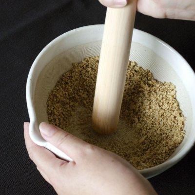 画像2: 【SHIKIKA】東濃檜すりこぎ 24cm/日本製/LOLO