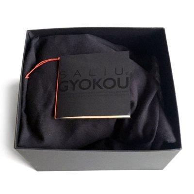 画像2: 【SALIU】 RYO-凌- 急須 ギフト箱 手作り/伝統工芸士/玉光陶苑/常滑焼/日本製/急須/サリュウ  おしゃれ かわいい きゅうす 茶こし 取っ手 人気 おすすめ