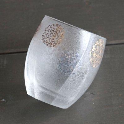 画像1: 【THE Premium NIPPON Taste】プレミアム 丸紋 オールドペアセット /グラス2個販売/ガラス/日本酒グラス/ガラス食器/ギフト/プレゼント/記念日/お祝い/石塚硝子