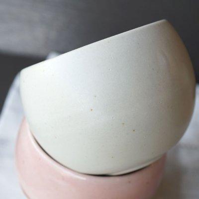 画像2: 【SHIKIKA】ころころ 小 煎茶カップ コップ 湯のみ コロコロカップ 陶器製 日本製 180ml