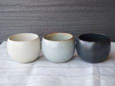 画像4: 【SHIKIKA】ころころ 小 煎茶カップ コップ 湯のみ コロコロカップ 陶器製 日本製 180ml (4)