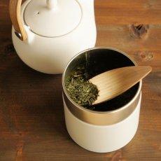 画像2: 【SALIU】TSUKECHI 茶さじ 山桜 ティースプーン 茶葉 木製 天然木 日本製 LOLO ロロ (2)