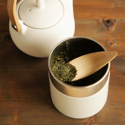 画像1: 【SALIU】TSUKECHI 茶さじ 山桜 ティースプーン 茶葉 木製 天然木 日本製 LOLO ロロ