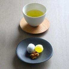 画像2: 【SALIU】TSUKECHI 茶敷 円 山桜 丸 茶托 小皿 木製 天然木 日本製 LOLO ロロ (2)