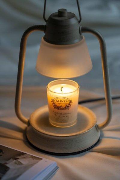 画像1: 【KLINTA】クリンタ マッサージキャンドル  90ml スウェーデン イギリス アロマキャンドル 香り ギフト メッセージ アロマ