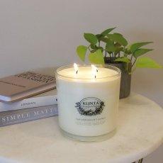 画像5: 【KLINTA】マッサージキャンドル  900ml 85時間 Three wick candle クリンタ スウェーデン イギリス製 アロマキャンドル アロマ 香り 北欧 ギフト キャンドル 癒し ロウソク 大きなキャンドル  (5)