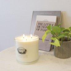画像6: 【KLINTA】マッサージキャンドル  900ml 85時間 Three wick candle クリンタ スウェーデン イギリス製 アロマキャンドル アロマ 香り 北欧 ギフト キャンドル 癒し ロウソク 大きなキャンドル  (6)