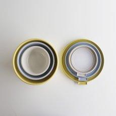 画像3: 【MEPAL】Cirqula  メパル サーキュラ 浅型 3ピースセット 3個 セット Shallow  マルチボウル 保存用器 保存 再利用 収納 冷凍 冷蔵 レンジ 食洗機   (3)