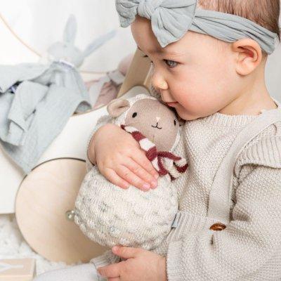 画像2: 【OYOY】Roly Poly ロリーポリー シープ ひつじ Roly Poly Sheep ニット 人形 起き上がりこぼし デンマーク EU