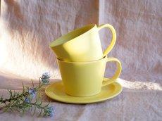 画像9: 【作山窯-SAKUZAN-】SAKUZAN DAYS Sara Cup&Saucer カップ&ソーサー/コーヒーカップ/サラ/カフェ/磁器/日本製/陶器 (9)