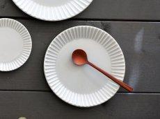 画像12:  【作山窯-SAKUZAN-】SAKUZAN DAYS Sara Stripe Plate S ストライププレートS リム皿/お皿 15cm/サラ/プレート/取り皿/小皿/カフェ/磁器/日本製/陶器 (12)