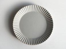 画像11: 【作山窯-SAKUZAN-】SAKUZAN DAYS Sara Stripe PlateM  ストライププレートM リム皿/お皿 19cm/プレート/取り皿/小皿/カフェ/サラ/磁器/日本製/陶器 (11)