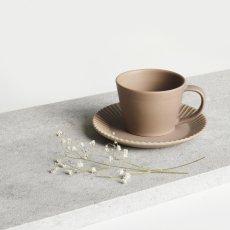 画像8: 【作山窯-SAKUZAN-】SAKUZAN DAYS Sara ストライプ カップ&ソーサー Stripe Cup&Saucer /リム皿/コーヒーカップ/サラ/カフェ/磁器/日本製/陶器 (8)
