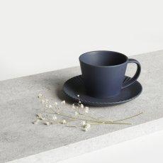 画像7: 【作山窯-SAKUZAN-】SAKUZAN DAYS Sara ストライプ カップ&ソーサー Stripe Cup&Saucer /リム皿/コーヒーカップ/サラ/カフェ/磁器/日本製/陶器 (7)
