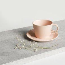 画像5: 【作山窯-SAKUZAN-】SAKUZAN DAYS Sara ストライプ カップ&ソーサー Stripe Cup&Saucer /リム皿/コーヒーカップ/サラ/カフェ/磁器/日本製/陶器 (5)