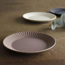 画像5: 【作山窯-SAKUZAN-】SAKUZAN DAYS Sara Stripe PlateM  ストライププレートM リム皿/お皿 19cm/プレート/取り皿/小皿/カフェ/サラ/磁器/日本製/陶器 (5)