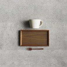 画像2: 【GIFT COLLECTION】K SAKUZAN DAYS Sara ティータイムセット マグ トレー フォーク Tea Time Set  新生活 ギフト 朝食 コーヒーカップ カフェ 磁器 日本製 陶器 作山窯  (2)