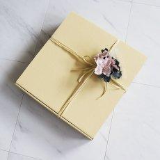 画像1: 【Gift】コサージュラッピング ギフト 有料ラッピング GIFT COLLECTION フラワー 花 プレゼント ギフトコレクション ラッピング (1)