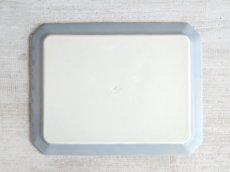 画像6: 【作山窯-SAKUZAN-】SAKUZAN DAYS Sara スクエアプレート L 28cm/お皿/ディナープレート/大皿/サラ/カフェ/磁器/日本製/陶器 (6)