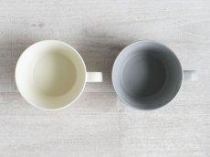 画像2: 【作山窯-SAKUZAN-】SAKUZAN DAYS Sara スープマグ/カフェマグ/コーヒーカップ/スープカップ/サラ/カフェ/磁器/日本製/陶器 (2)