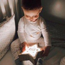 画像9: 【VINTIUN】ビンティウン スターライト 木製星型ライト  ナイトライト カスタマイズ 照明 オリジナル ランプ ナイトランプ 子供部屋 インテリア スペイン製 (9)