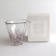 画像5: 【江戸硝子】ガラス 片口 徳利 酒器 江戸 浮世 うきよ 手作り (5)