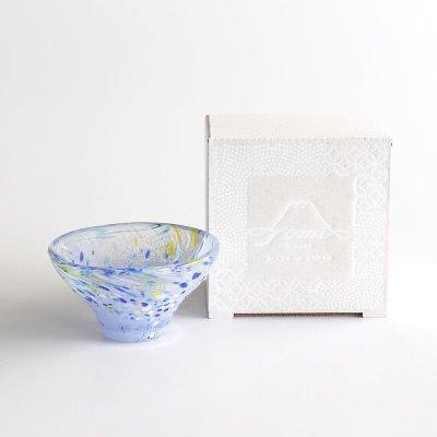 画像3: 【江戸硝子】ガラス さかずき  おちょこ 盃 小鉢 酒器 江戸 浮世 うきよ