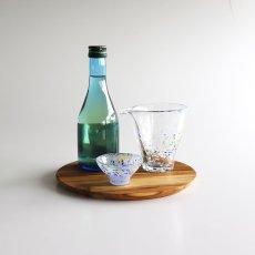 画像7: 【江戸硝子】ガラス 片口 徳利 酒器 江戸 浮世 うきよ 手作り (7)