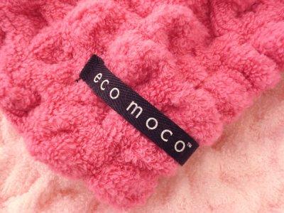 画像2: 【eco moco】エコモコ ヘアバンド/今治製タオル/日本製/もこもこ/モコモコ/ワッフル