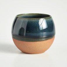 画像5: 【SALIU】ころころ SA02 湯呑み ロックカップ ホワイト 白 ネイビー 紺 イエロー 黄色 ロロ LOLO 陶器 日本製 (5)