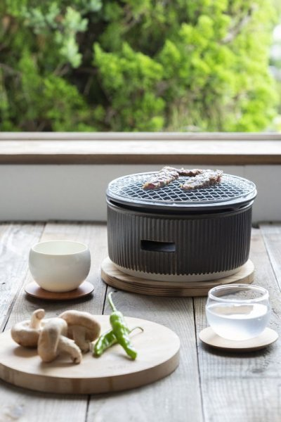 画像2: 【SALIU】炭焼きグリル 小 水コンロ