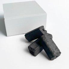 画像1: 【SHIKIKA】炭焼きグリル専用オガ炭 おが炭 オガ炭 グリル用炭 日本製 ロロ (1)