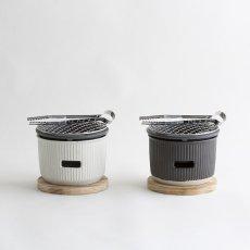 画像2: 【SALIU】炭焼きグリル 小 水コンロ  (2)