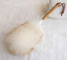 画像1: 【mi woollies】ダスター S/羊の毛/ニュージーランド製 羊毛 お掃除 道具 見せる インテリア おしゃれ 掃除  (1)