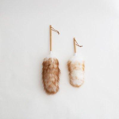 画像2: 【mi woollies】ダスター S/羊の毛/ニュージーランド製 羊毛 お掃除 道具 見せる インテリア おしゃれ 掃除