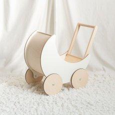 画像4: 【ooh noo】木製 トイプラム 手押し車 オーノー バギー おもちゃ入れ おもちゃ  (4)