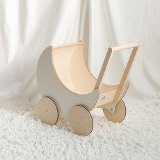画像3: 【ooh noo】木製 トイプラム 手押し車 オーノー バギー おもちゃ入れ おもちゃ  (3)