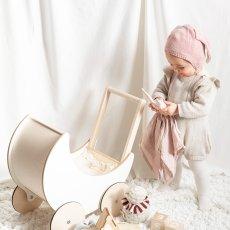 画像8: 【ooh noo】木製 トイプラム 手押し車 オーノー バギー おもちゃ入れ おもちゃ  (8)