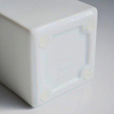 画像2: 【Square Dispenser】ミニシャワーボトル 200ml 消毒用 ポンプ 除菌 スクエア ディスペンサー 詰替え容器 日本製 ロロ LOLO 200ml